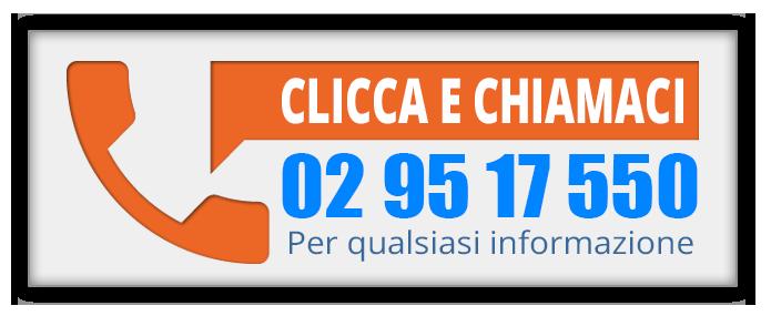 Contattaci al 029517550
